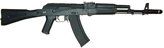 Gdzie w Krakowie można postrzelać z AK-47?