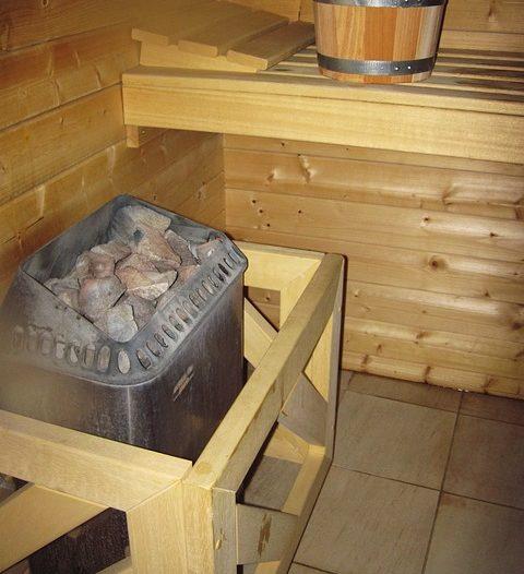 Piec do sauny - jak właściwie dobrać jego moc?