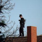 Jak naprawić pęknięty komin z cegły?