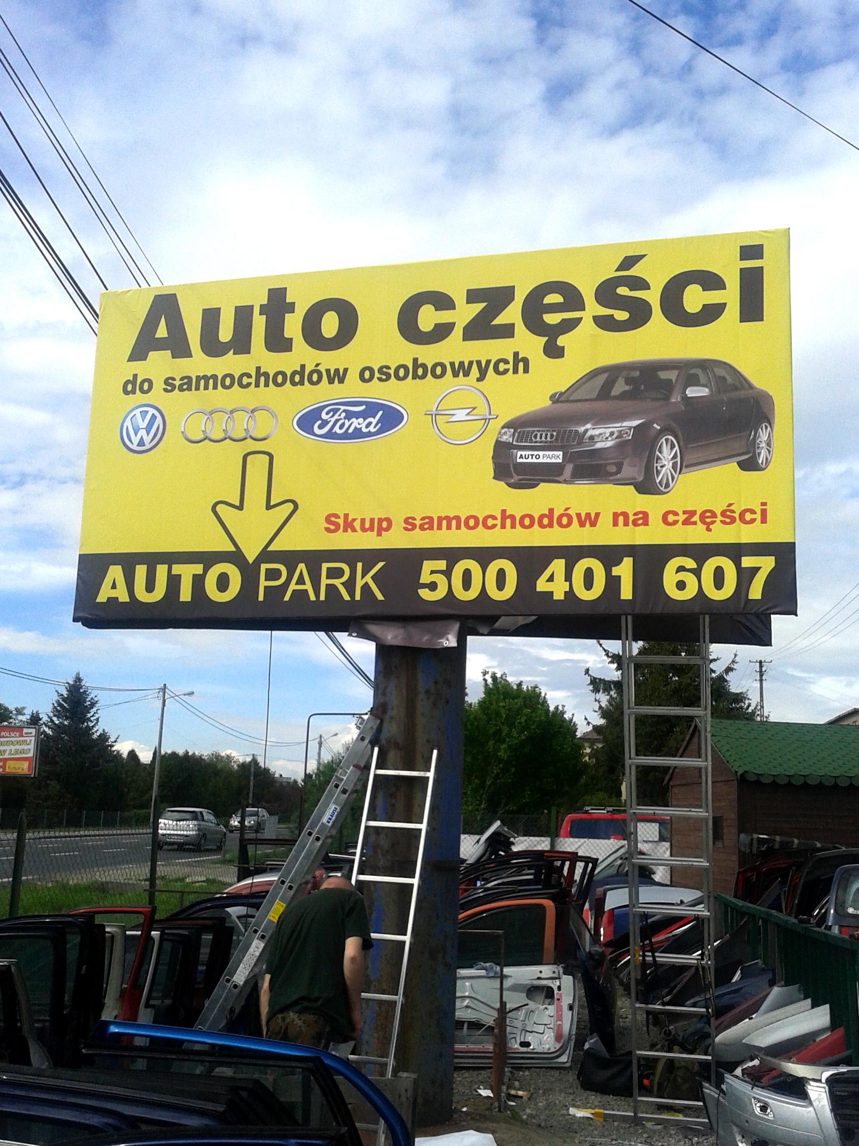 Druk na PCV - cennik Kraków