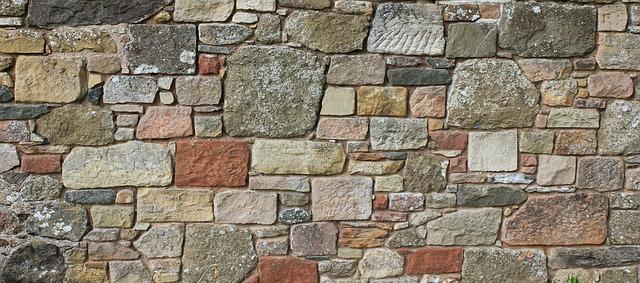 Jak czyścić piaskowiec na ścianie?
