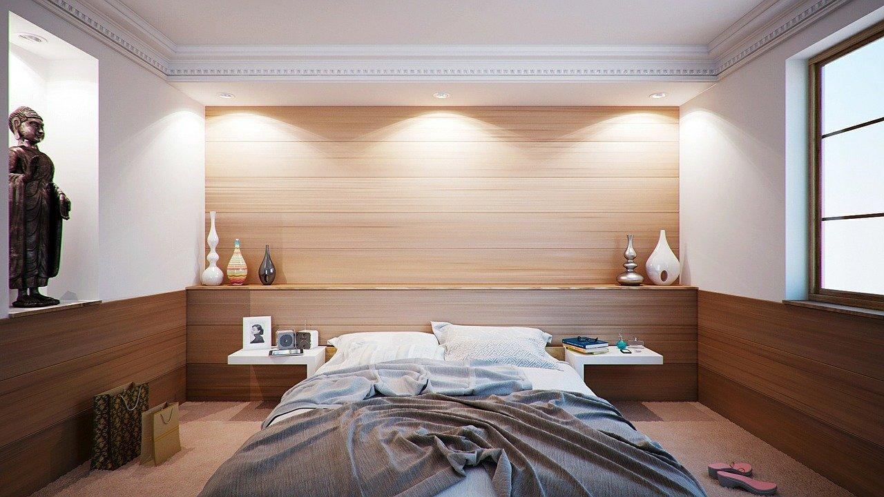 Jak zaaranżować sypialnie by spało się lepiej?